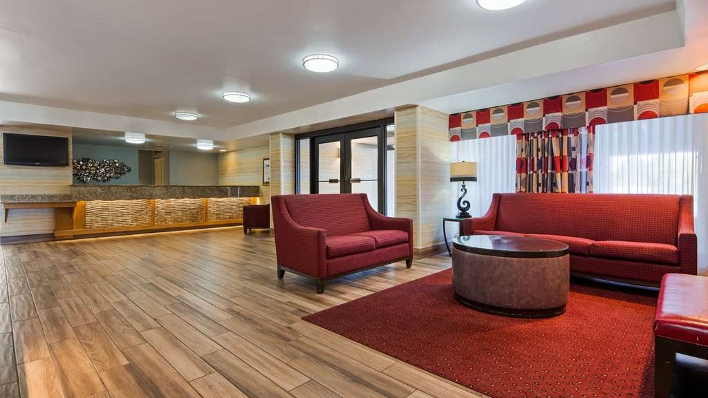Best Western Holiday Lodge - Vue du lobby