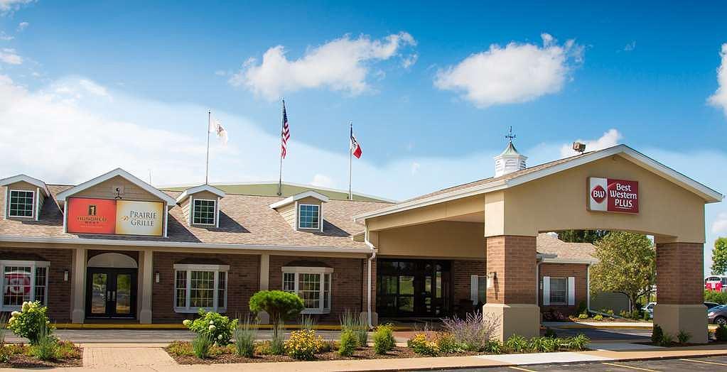 Best Western Plus Steeplegate Inn - Area esterna
