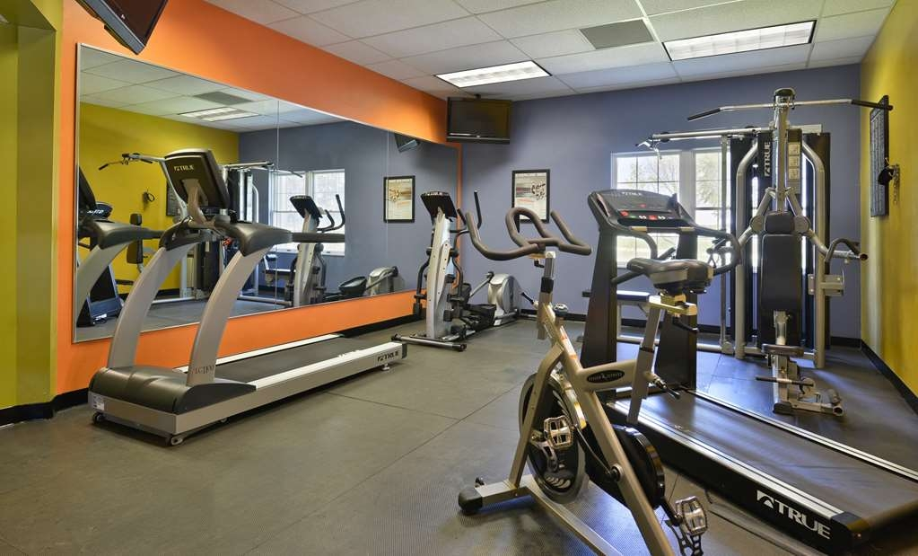 Best Western Plus Steeplegate Inn - Fitnessstudio