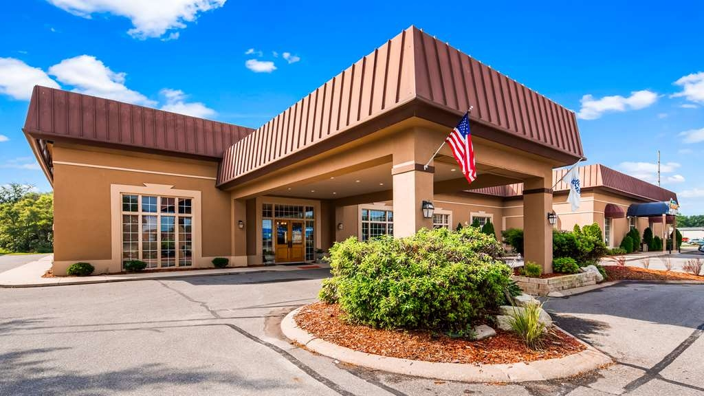 Best Western Fairfield Inn - Facciata dell'albergo