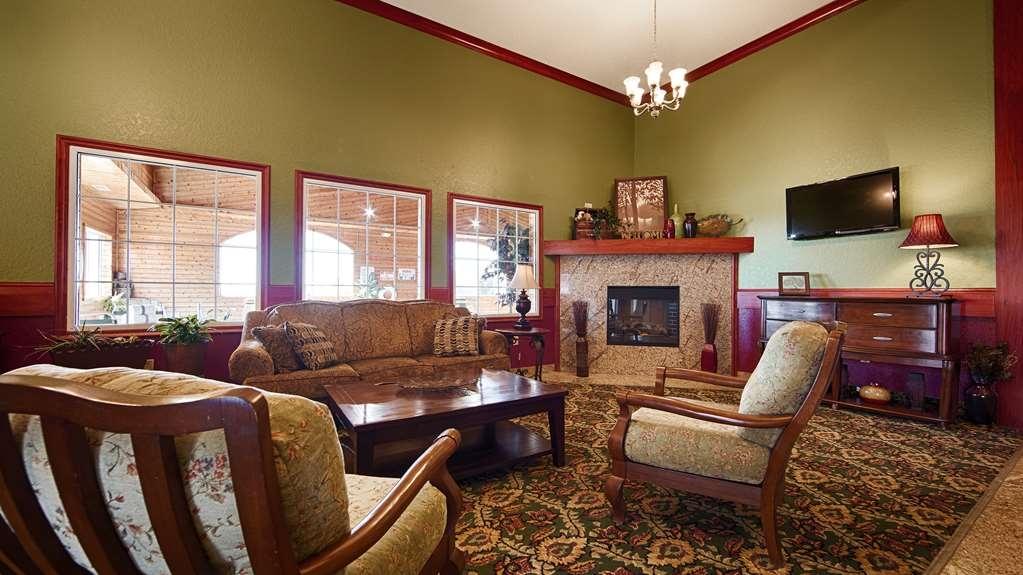 Best Western Pioneer Inn & Suites - Lobbyansicht