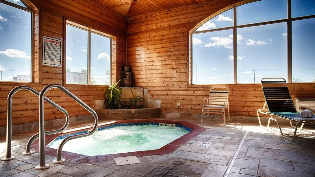Best Western Pioneer Inn & Suites - chaud baignoire