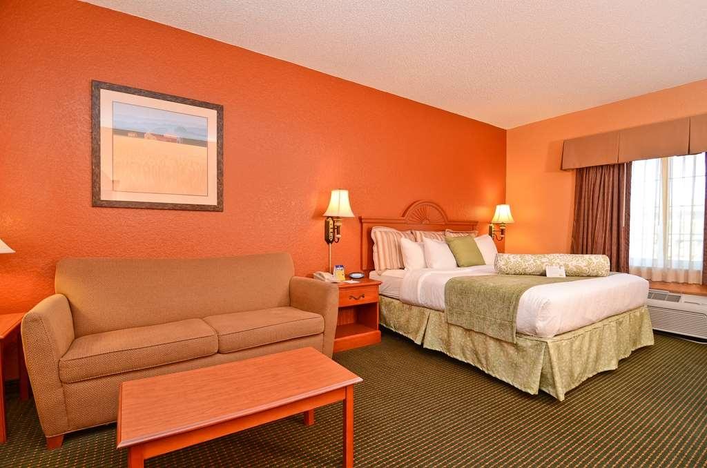 Best Western Pioneer Inn & Suites - Camere / sistemazione