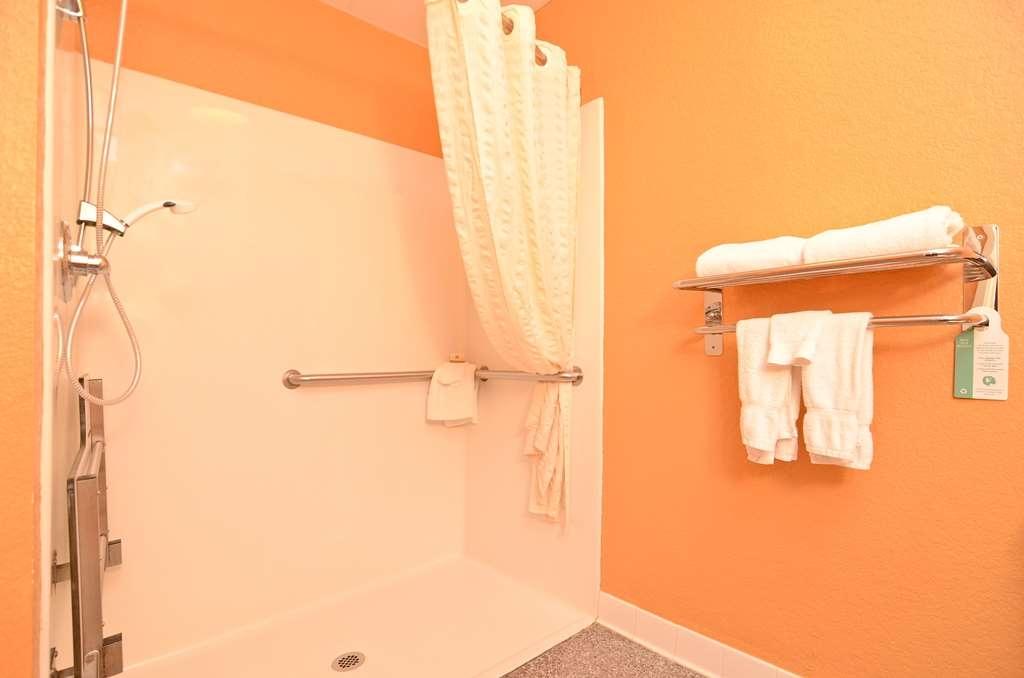 Best Western Pioneer Inn & Suites - Badezimmer