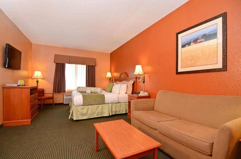 Best Western Pioneer Inn & Suites - Chambres / Logements