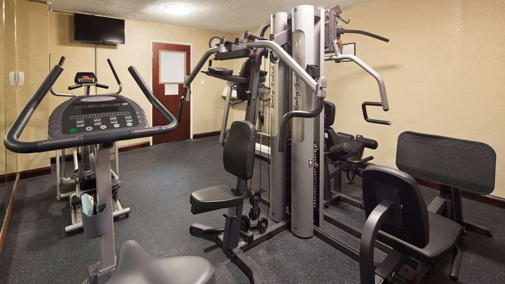 Best Western Pioneer Inn & Suites - Club de remise en forme