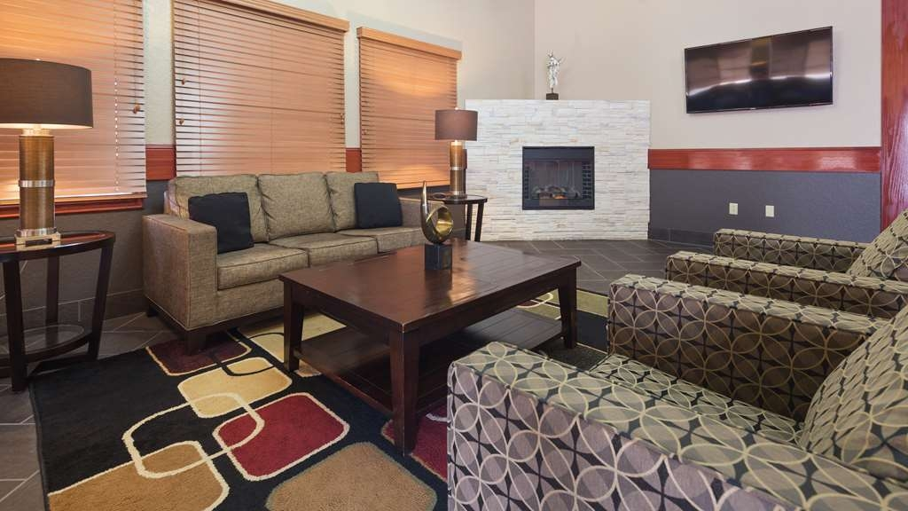Best Western Pioneer Inn & Suites - Hall