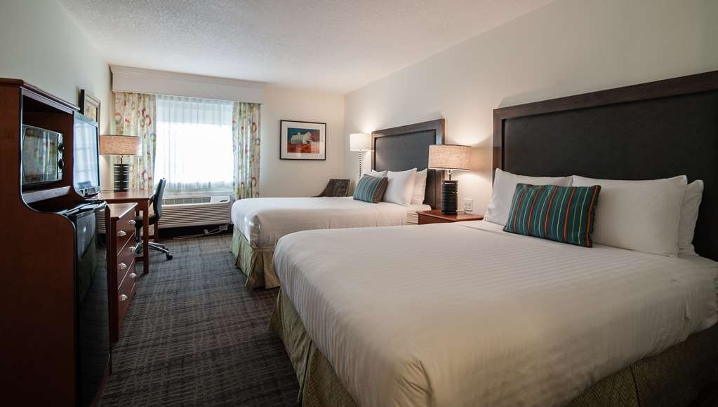 Best Western Plus University Park Inn & Suites - Standard Two Queen Room