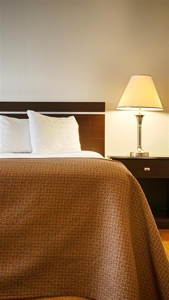Best Western Mt. Pleasant Inn - Chambre