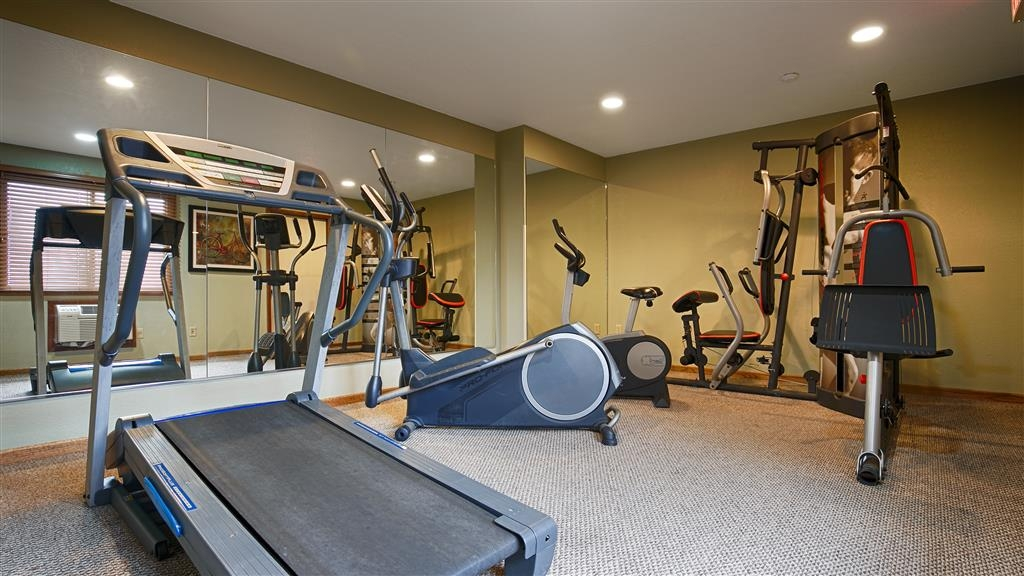 Best Western Mt. Pleasant Inn - Centro fitness