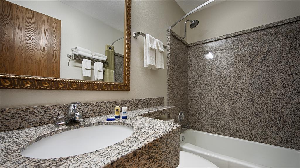 Best Western Mt. Pleasant Inn - Salle de bains