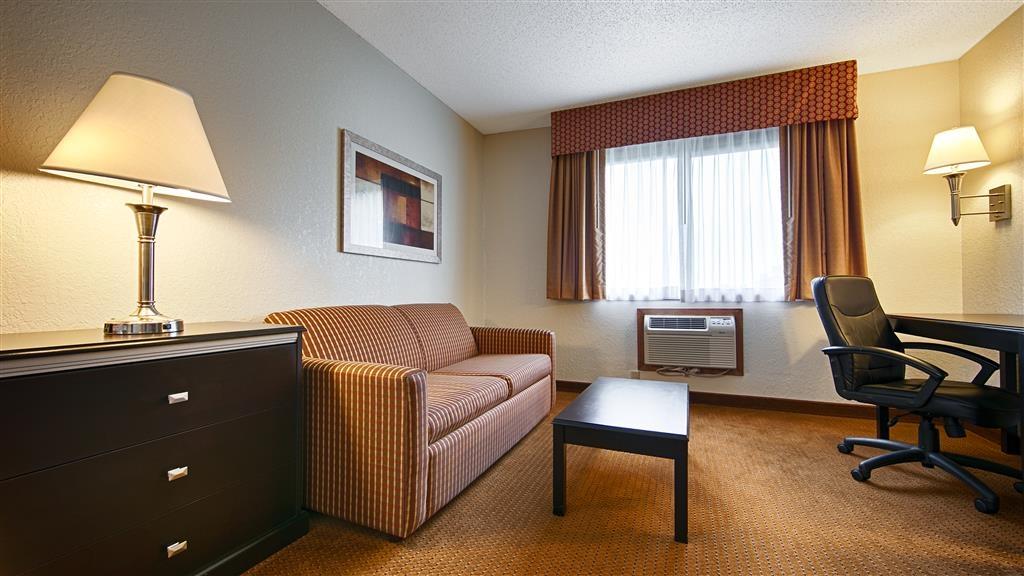Best Western Mt. Pleasant Inn - Habitación