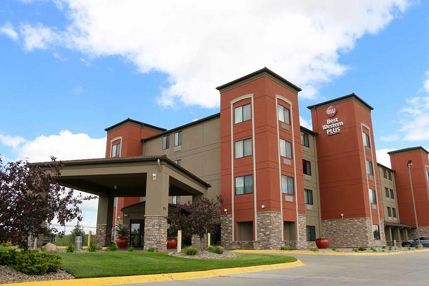 Best Western Plus Omaha Airport Inn - Area esterna