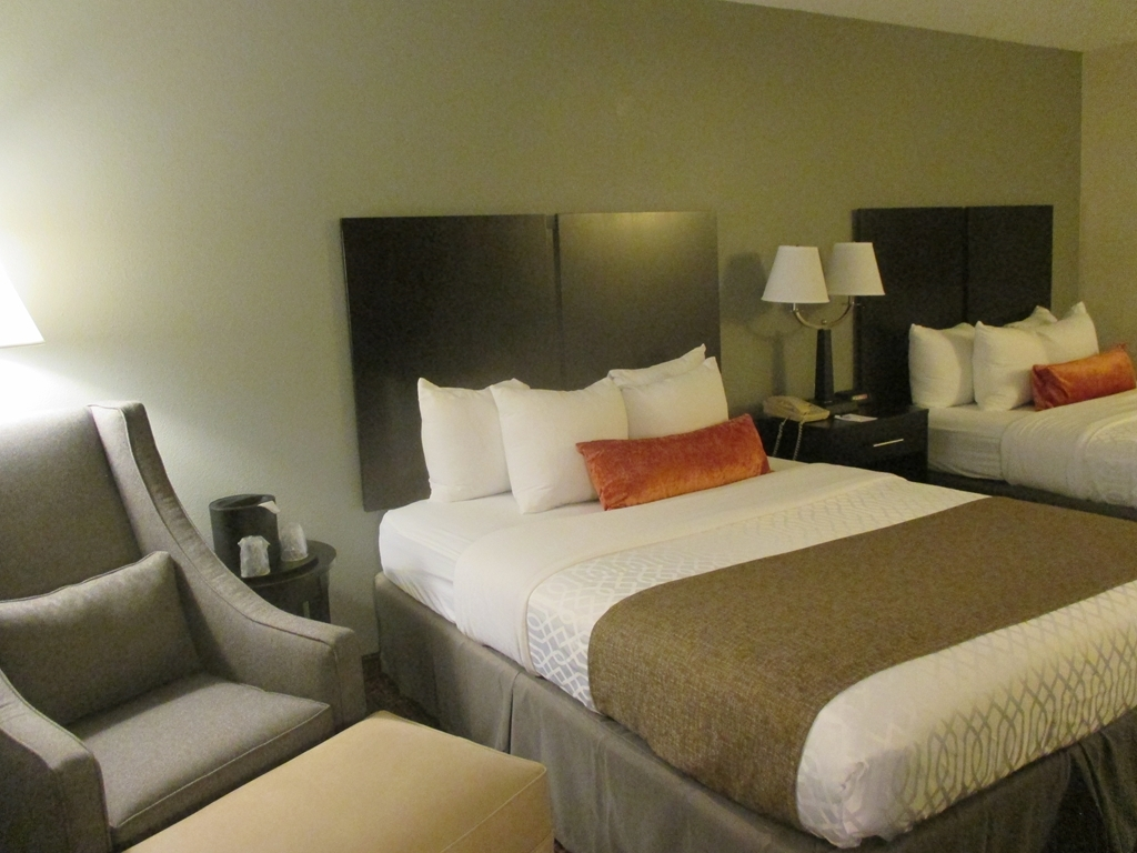 Best Western Plus Omaha Airport Inn - Standard Two Queen Bed Guest Room