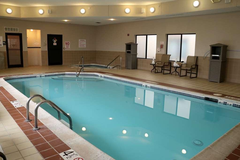 Best Western Plus Omaha Airport Inn - Vue de la piscine