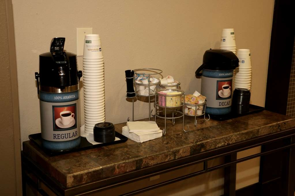 Best Western Plus Omaha Airport Inn - Enjoy Fresh Coffee In Our Lobby 24 Hours A Day