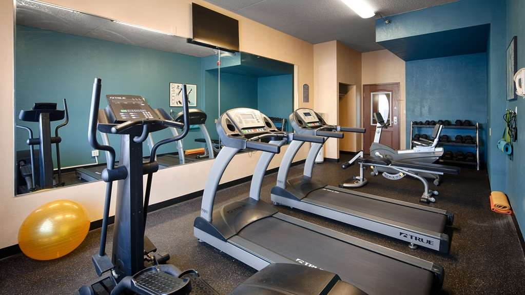 Best Western Holiday Manor - Fitnessstudio