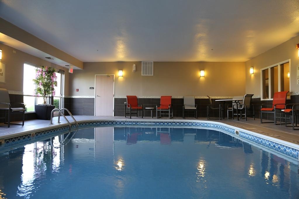 Best Western Pearl City Inn - Swimming Pool