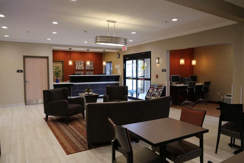 Best Western Pearl City Inn - Lobby