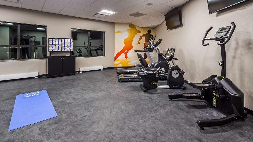 Best Western Premier Ankeny Hotel - Fitnessstudio