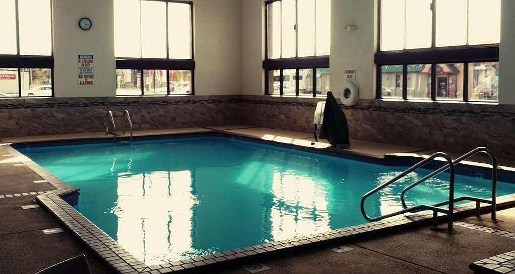 Best Western Angus Inn Hotel Great Bend Best Western