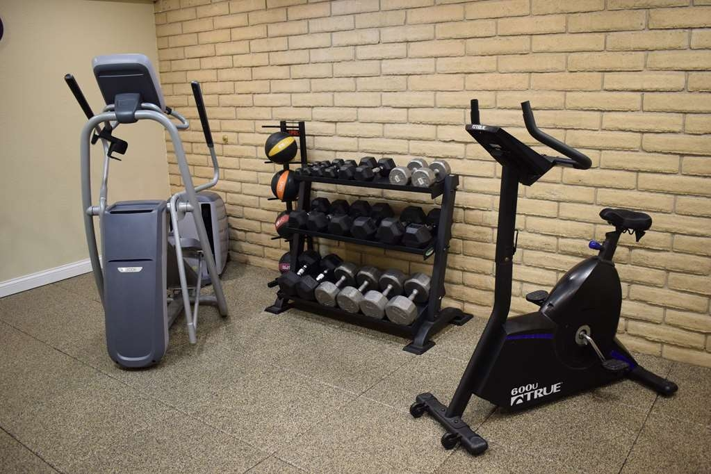 Best Western Wichita North - fitnessraum