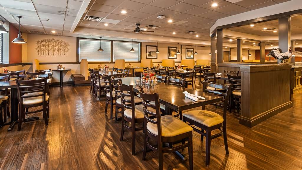 Best Western Wichita North - Restaurant / Gastronomie
