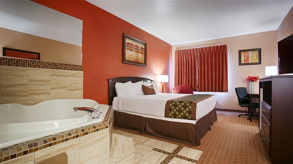 Best Western Topeka Inn & Suites - Camere / sistemazione