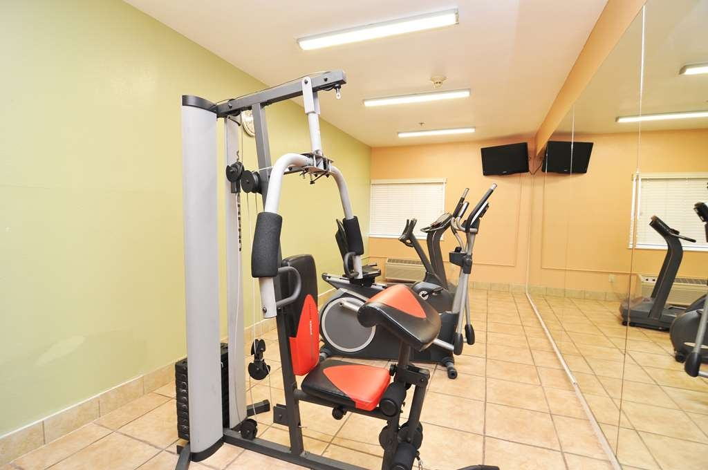 Best Western Topeka Inn & Suites - exercise chambre