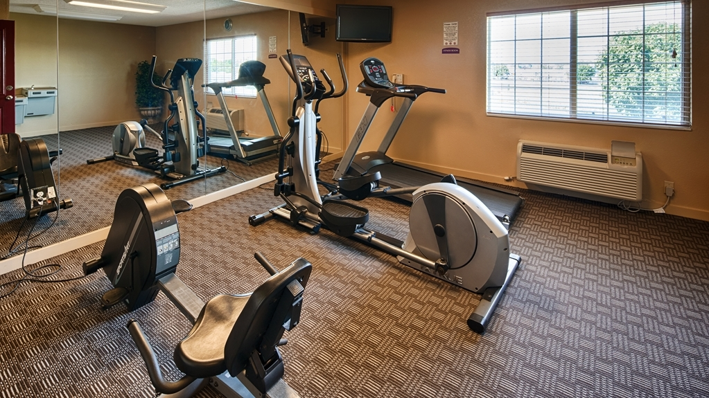 Best Western Governors Inn & Suites - Sala fitness