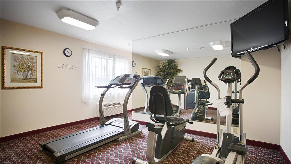 Best Western J. C. Inn - Fitness Center
