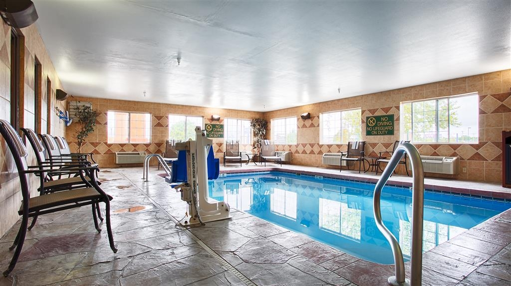 Best Western J. C. Inn - Indoor Pool