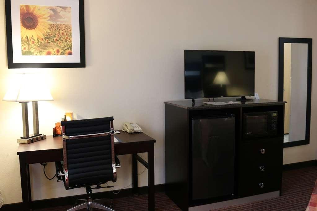 Best Western Parsons Inn - Amenities included in each room