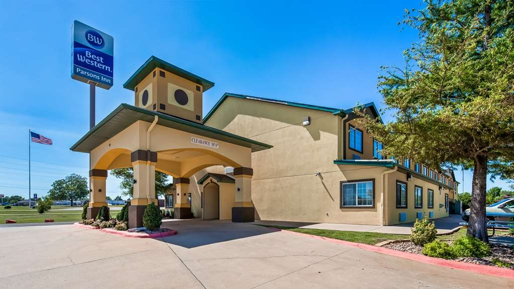 Best Western Parsons Inn - We know you'll enjoy your stay with us as soon as you arrive.