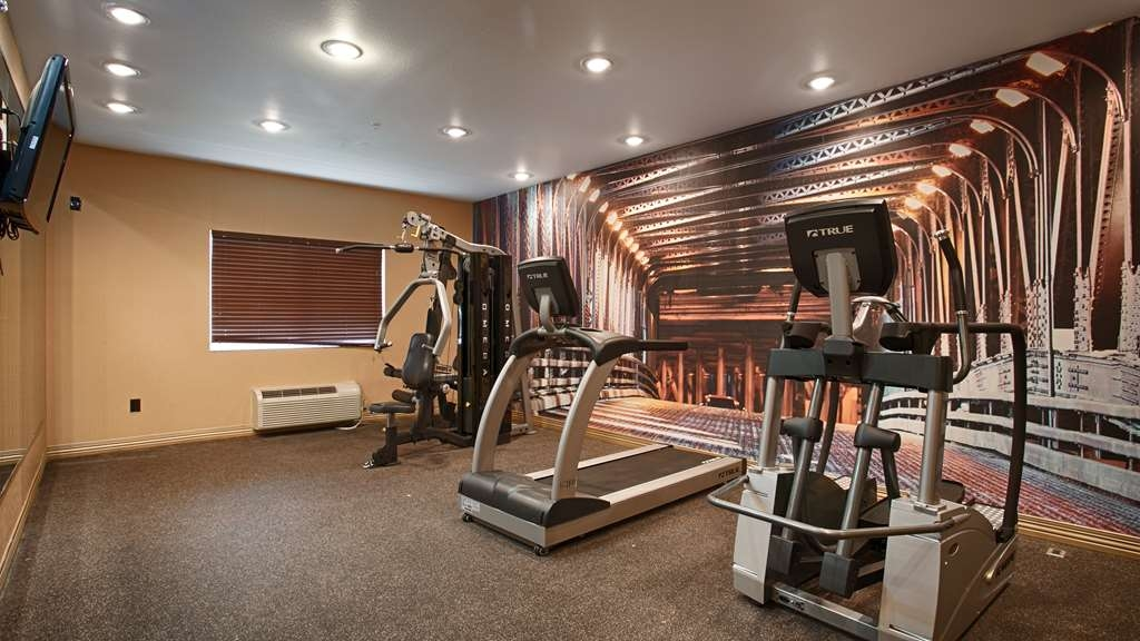 Best Western Manhattan Inn - Club de remise en forme