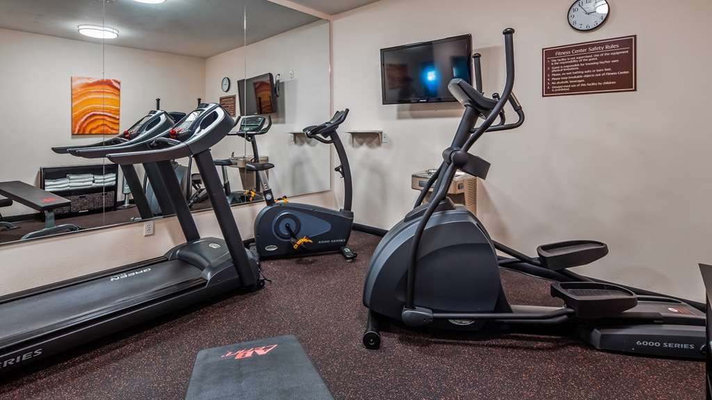 Best Western Plus Wakeeney Inn & Suites - Exercise Facility