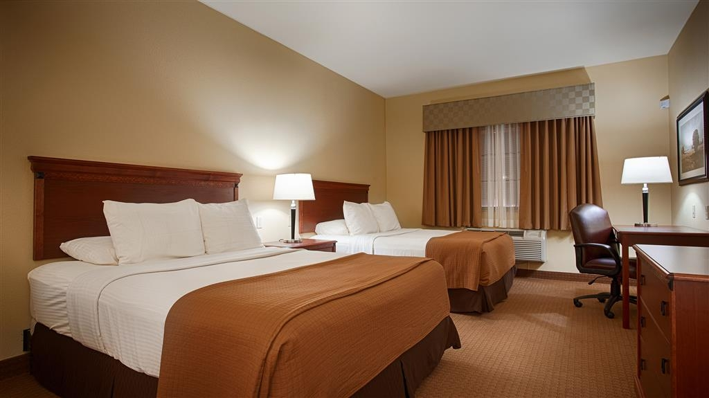 Best Western Plus Butterfield Inn - Chambre