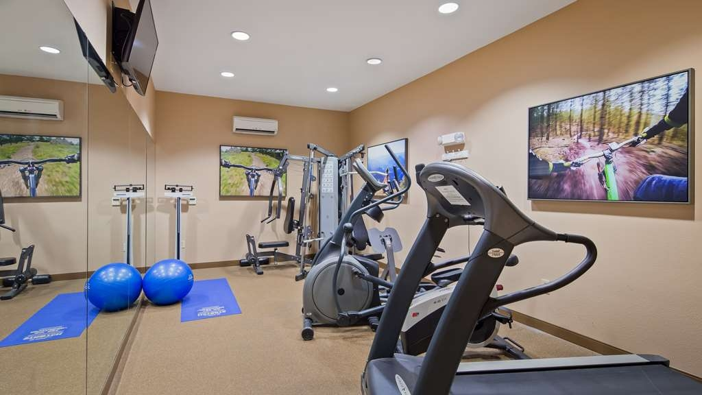 Best Western Plus Butterfield Inn - Club de remise en forme