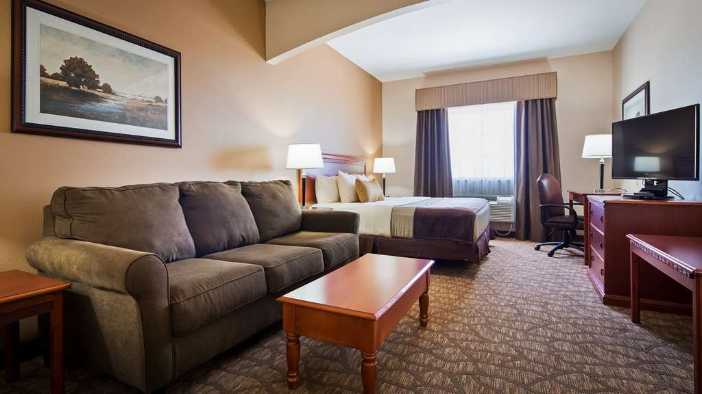 Best Western Plus Butterfield Inn - Chambres / Logements