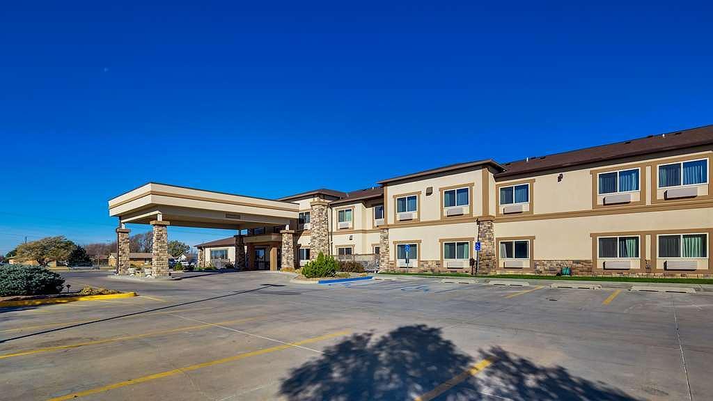 Best Western El-Quartelejo Inn & Suites - Area esterna