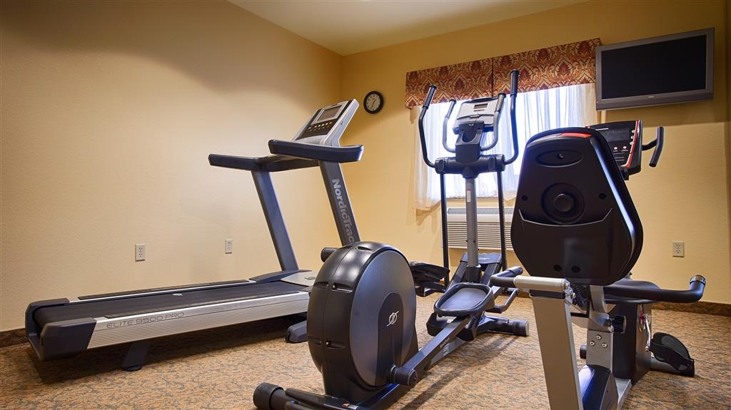 Best Western El-Quartelejo Inn & Suites - Club de remise en forme
