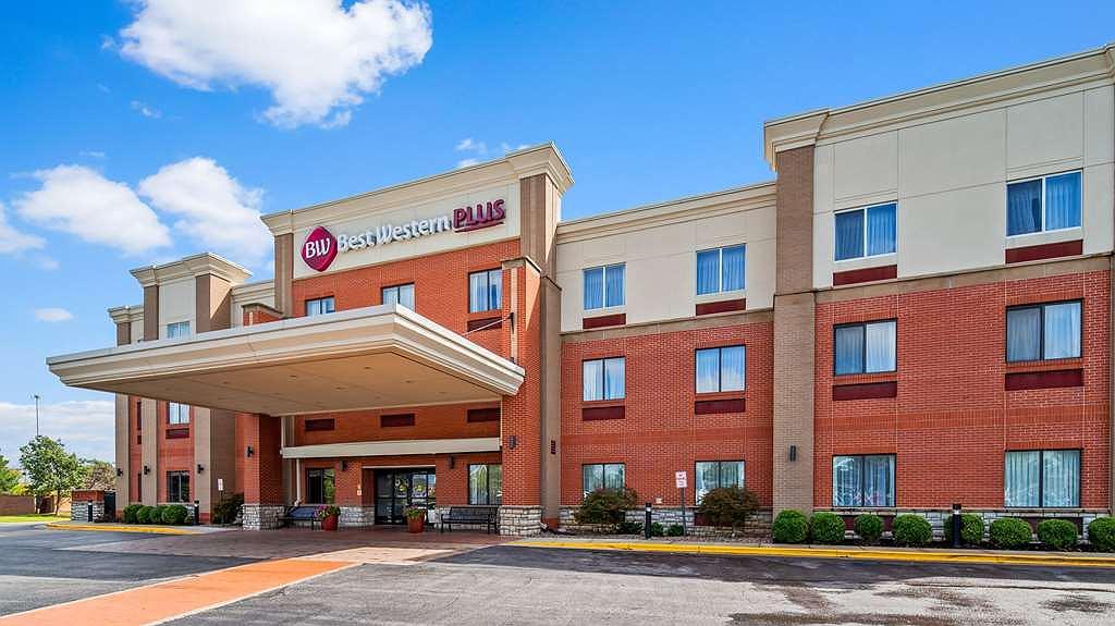 Best Western Plus Olathe Hotel - Vue extérieure