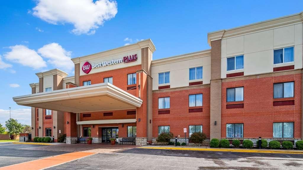 Best Western Plus Olathe Hotel - Vista Exterior