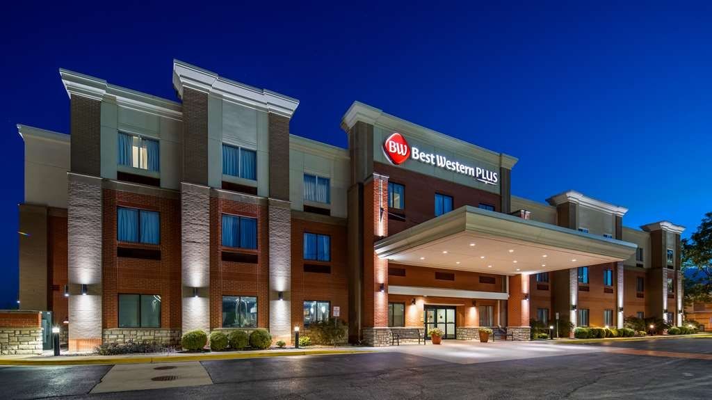 Best Western Plus Olathe Hotel - We know you will enjoy your stay with us.