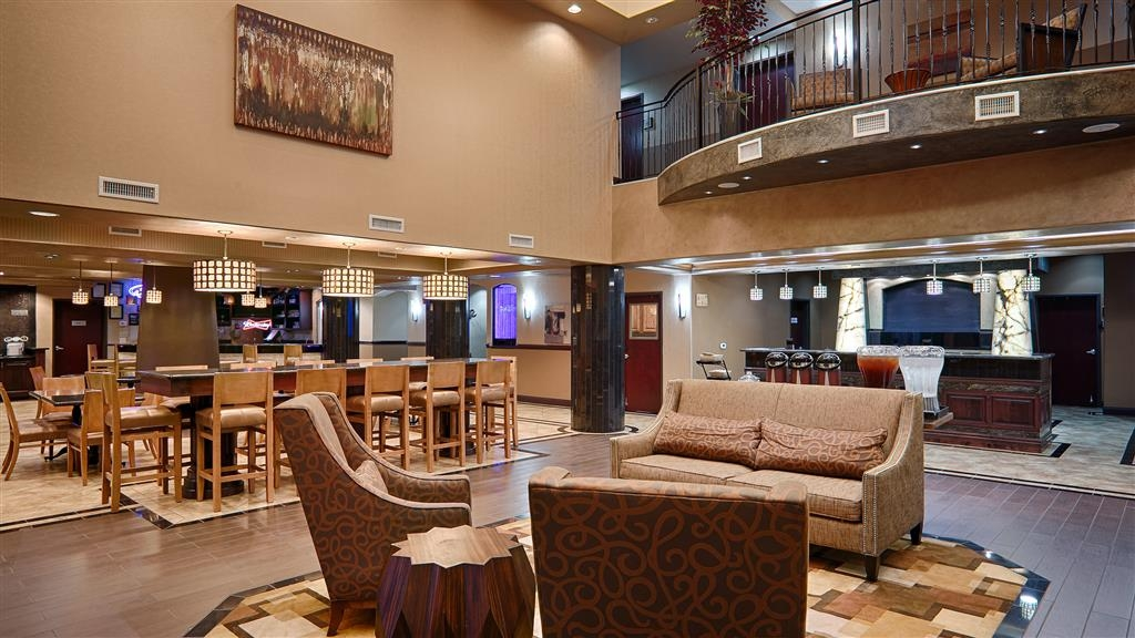 Best Western Premier KC Speedway Inn & Suites - Hall
