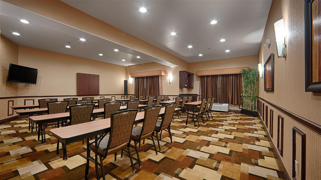 Best Western Premier KC Speedway Inn & Suites - Sale conferenze
