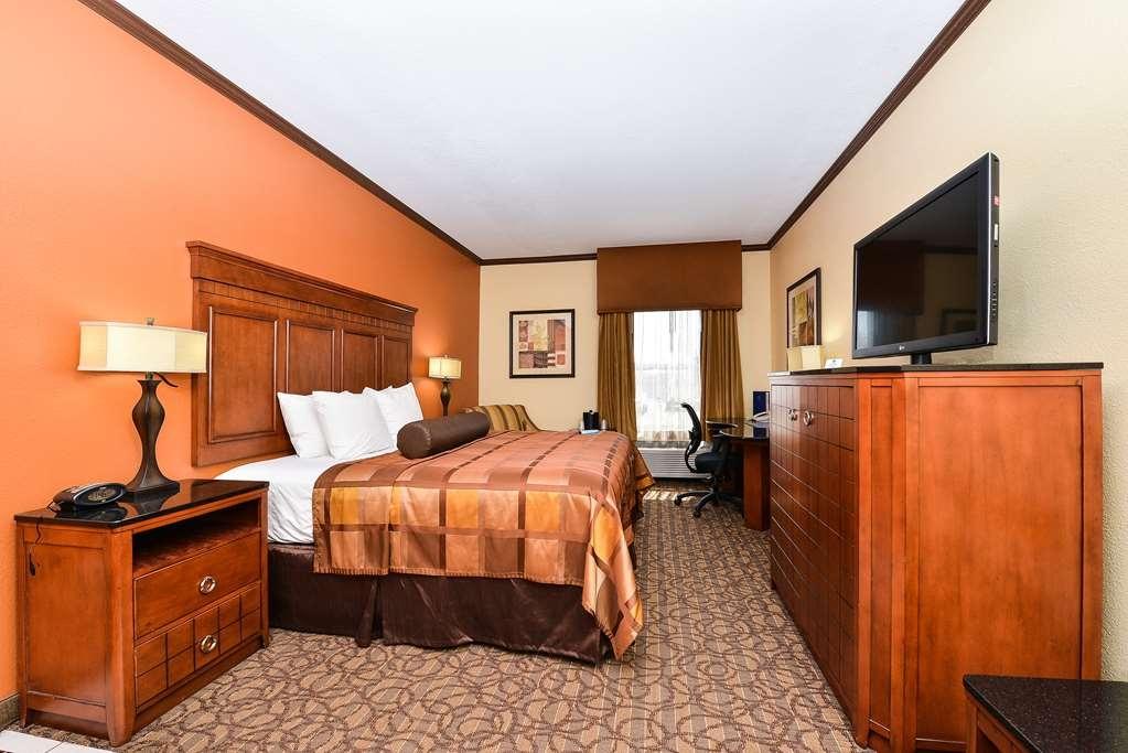 Best Western Plus Midwest Inn & Suites - Chambres / Logements