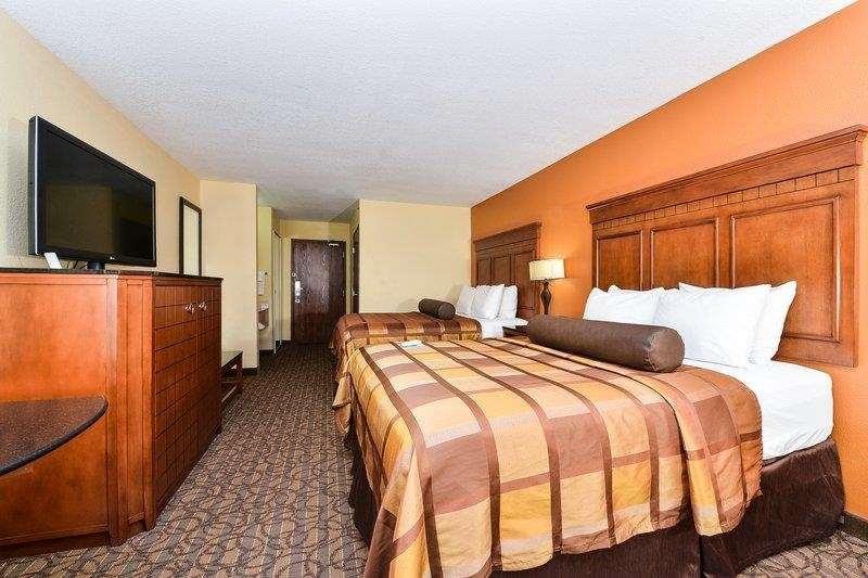 Best Western Plus Midwest Inn & Suites - Habitaciones/Alojamientos
