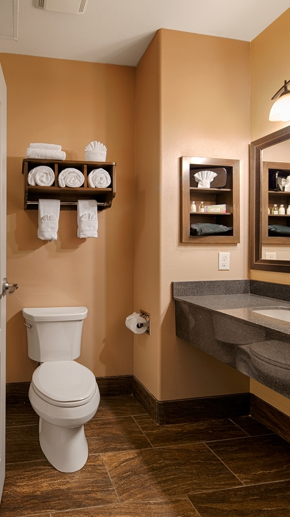 Best Western Plus Emerald Inn & Suites - Baño