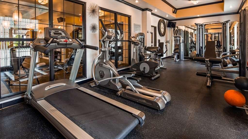 Best Western Plus Emerald Inn & Suites - Club de remise en forme